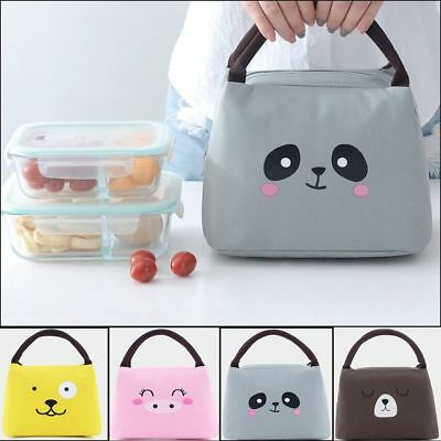 Thermal Insulated Cooler Waterproof Picnic Lunch Box Storage Bag Pouch Portable