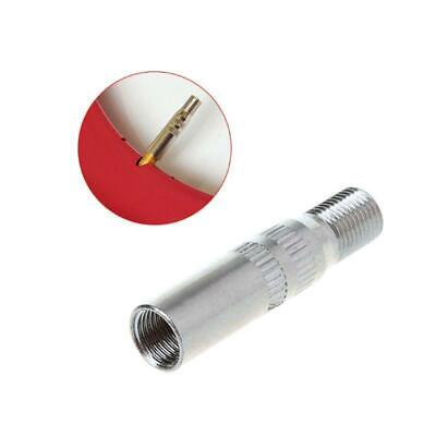Bicycle Valve Extender For Schrader Valve Cycling Bike Parts 38mm Extension Tube