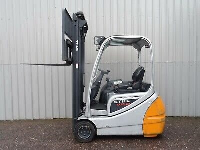 Still Rx20-20. Used Electric Forklift Truck. (#2599)