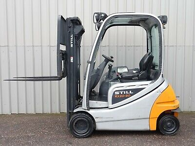 Still Rx20-20. Used Electric Forklift Truck. (#2603)