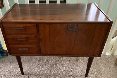 Retro Vintage Danish Rosewood chest of drawers  Cupboard by J Andersen MCM