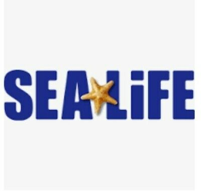 x2 Tickets to Sea life Promotions