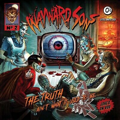Wayward Sons The Truth Aint What It Used To Be Vinyl LP Neu Pre Order 11/10/19
