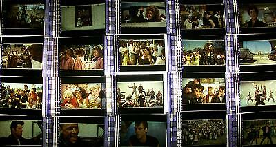 GREASE Lot of 100 Film Cells Instant Collection - Compliments movie dvd poster