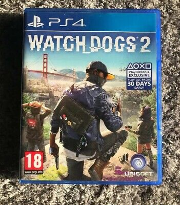 Watch Dogs 2 Playstation 4 V Good