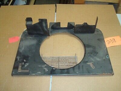 Cummins Onan 134-4386-50 NHE Back Plate Used