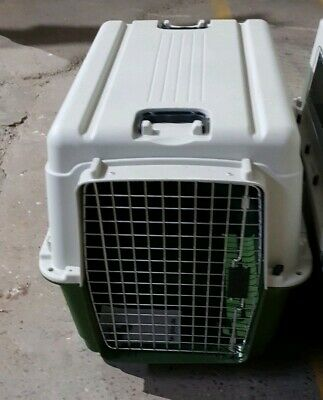 Zooplus Transport Crate Dog Crate For Transport By Air Sea Rail Car Medium crate