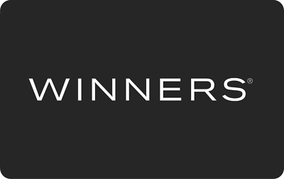 WINNERS Gift Card $25, $50, or $100 - Email Delivery