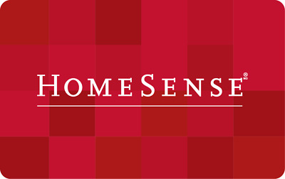HomeSense Gift Card $25, $50, or $100 - Email Delivery