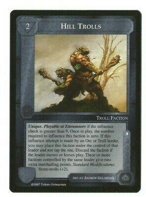 MECCG CCG Middle-earth Old Prejudice The Lidless Eye LE MINT