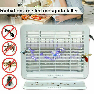 Silent Catcher USB Mosquito Killer Lamp Pest Repeller Insect Trap Anti Mosquito
