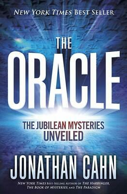 The Oracle: The Jubilean Mysteries Unveiled by Jonathan Cahn (2019, digital)