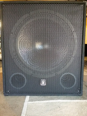 DJ/PA Subwoofer Speakers (pair)