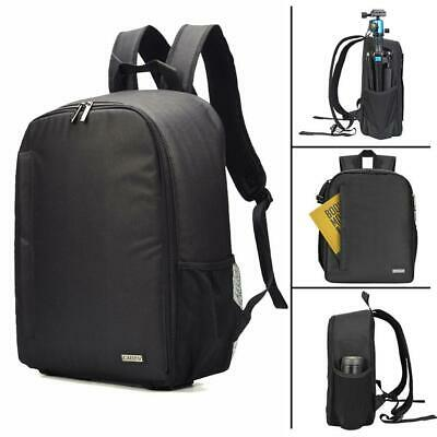 Professional Camera Backpack Bag Case Waterproof with Modular Inserts for DSLR