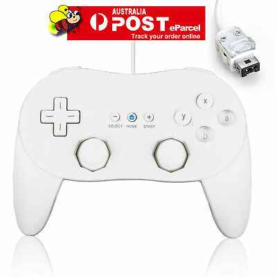 Wired Classic Controller Host Gaming Joystick Gamepad Controller For Wii 1 Qp