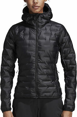 adidas Women's Terrex Lite Down Hooded Jacket Daunenjacke