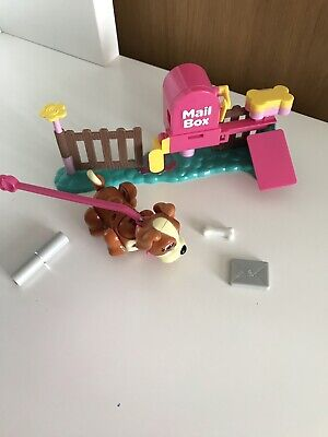 Pet Parade Realistic Puppy Dog Carry Kit Playset Exclusive Westie Dog /& Accessor