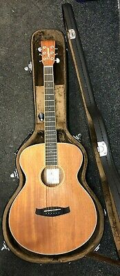 Fantastic Tanglewood TWU Union Acoustic TWUF With Hard Case