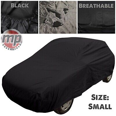 Black Indoor & Outdoor Sun Frost Rain Breathable Full Car Cover for Mini Clubman