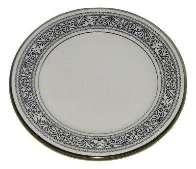 4 Noritake Ivory China PRELUDE Bread Butter Plate Vintage 15143 Plates