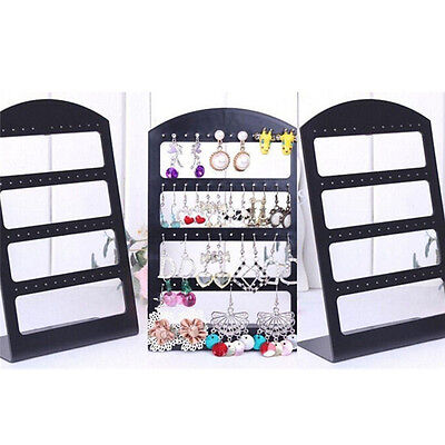 Fashion jewelry display L style organizer earrings display stand tools GN