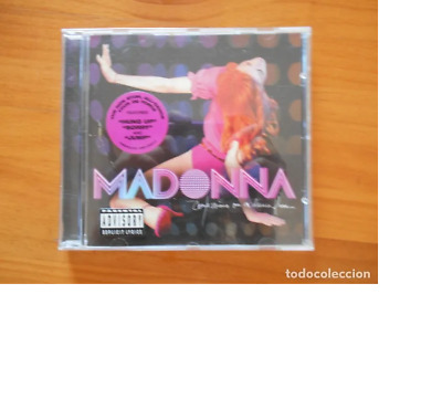 Cd Madonna - Confessions On A Dance Floor (Aa)