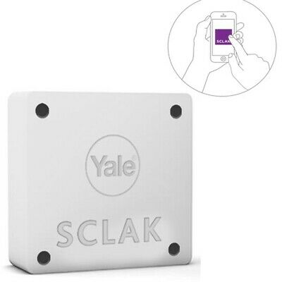 YALE SCLAK con APP bluetooth contatto NO/NC x ingressi porte cancelli