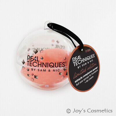 """1 REAL TECHNIQUES Limited Edition Miracle Complexion Sponge Ornament """"RT-1885"""""""