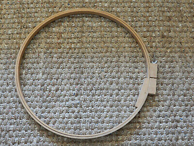 Darice Wood Quilting Hoop 8 X 15 Inches 0.75 Inches Depth
