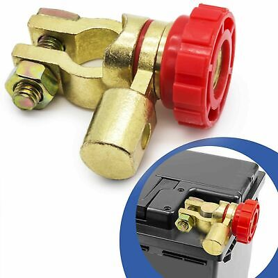Car Battery Link Terminal Quick Cut-off Disconnect Master Kill Shut Switch 6-24V