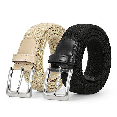JASGOOD Elastic Stretchy Belt for Men/Women/Junior with Breathable New Strap 276