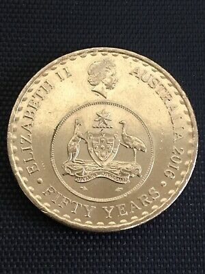 2016 Changeover Twenty 20 cent Coin Circulated Australian Rare 20c