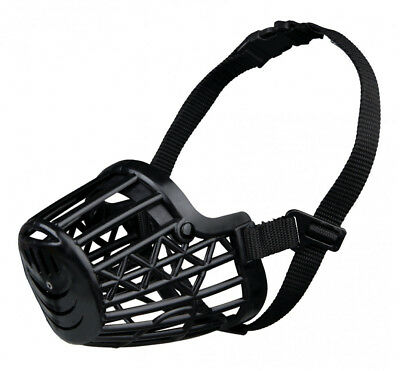Trixie Large - XL Dog Muzzle Pet Basket Control New