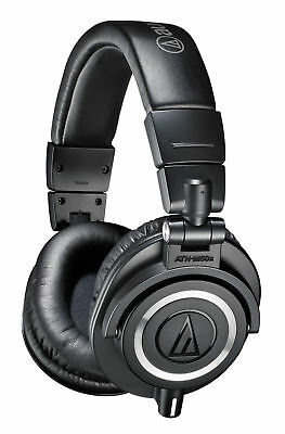 Audio-Technica ATH-M50X Wired Headphones - Black