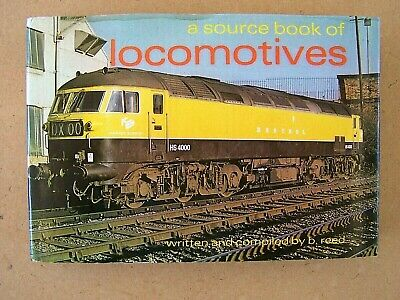 """A Source Book Of Locomotives."" Railway Book"