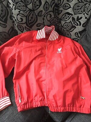 Vintage Retro Liverpool Shankly Jacket Never Worn XL
