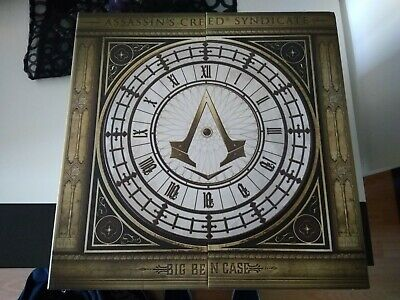 Caja De Assassins Creed Syndicate Big Ben Edition