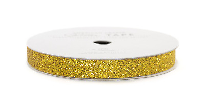 3//8-Inch Gold American Crafts Glitter Tape