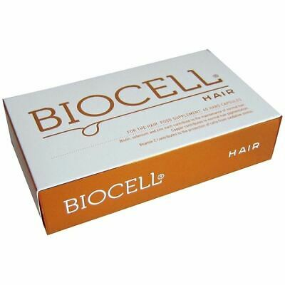 Biocell Hair 60 Capsules -  For The Hair Food Supplement
