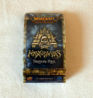 WoW - 1 Naxxramas Treasure Pack - World of Warcraft Loot
