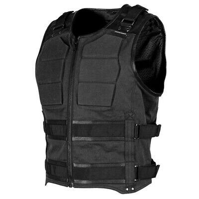 Speed & Strength True Grit Armored Vest (X-LARGE) (BLACK) 880134