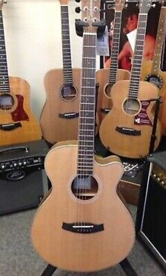 Tanglewood Discovery DBT SFCE OV Electro Acoustic Guitar New Ex Display