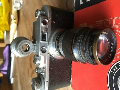 Leica 11or 111 35 mm camera