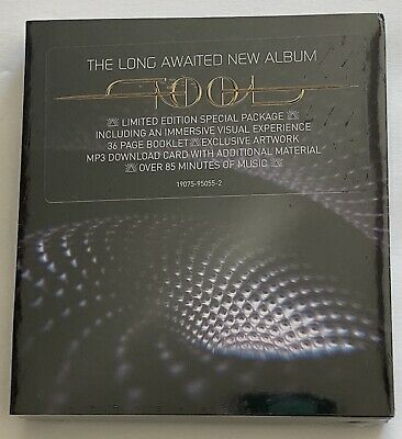 Tool fear inoculum CD rca screen deluxe limited edition video pack mp3 new