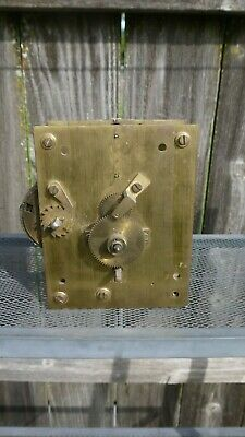 ww2. air ministry royal air force fusee wall clock movement sm&co. project