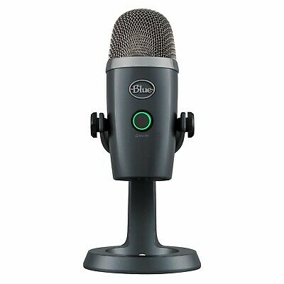 Blue Microphones Blue Yeti Nano Premium USB Mic for Recording and Streaming 0281