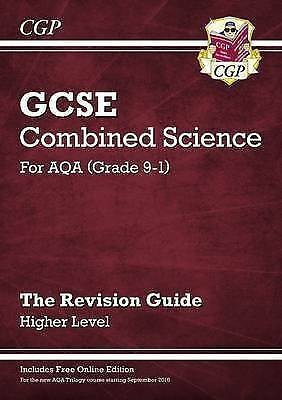 New Grade 9-1 GCSE Combined Science: AQA Revision Guide with Online Edition - H…