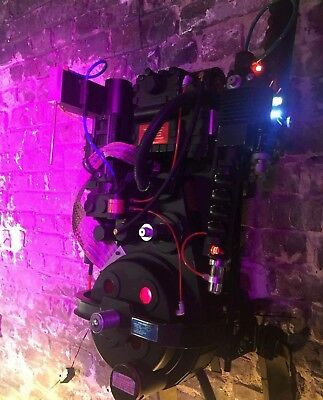 Complet Taille Proton Pack Kit Ghostbusters Avec GB2 Câble