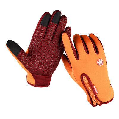 Men's Thermal Gloves Outdoor Sport Glove Touch Screen Unisex Ski Mitten