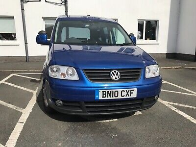 VW Caddy Drive from Wheelchair Volkswagen Driver Disabled Hand Controls EZ Lock